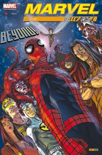 Couverture de Marvel Universe (Panini - 2007) -5- Beyond!