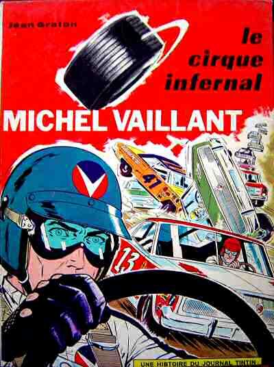 Michel Vaillant, le cirque infernal