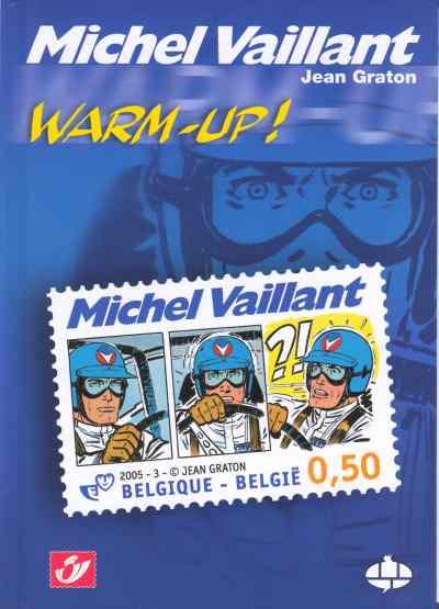 Couverture de Michel Vaillant -HS1TL- Warm-up !