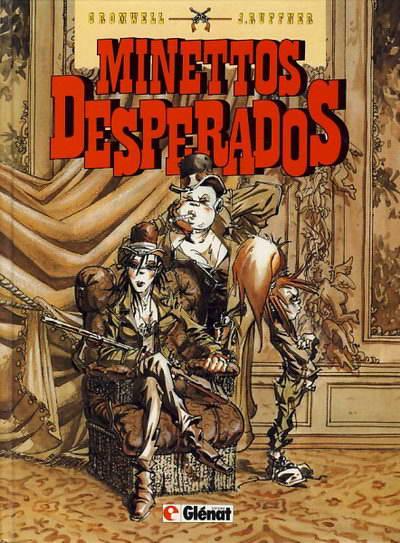 Couverture de Minettos Desperados - Tome 1