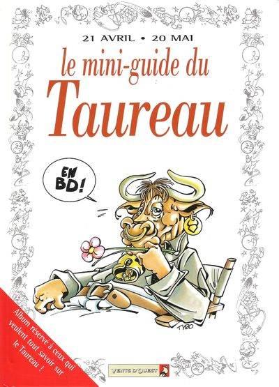 Couverture de Le mini-guide -2- Le mini-guide du Taureau
