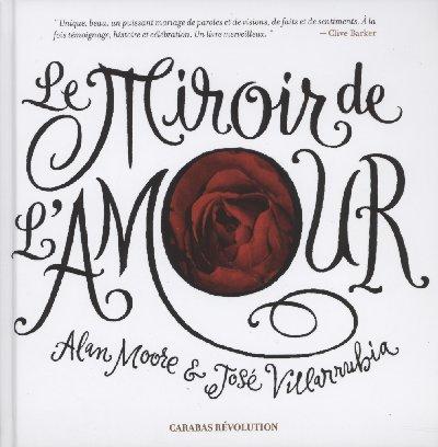 Couverture de Le miroir de l'amour - Le miroir de l'Amour