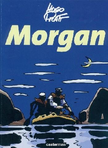 Couverture de Morgan (Pratt) - Morgan