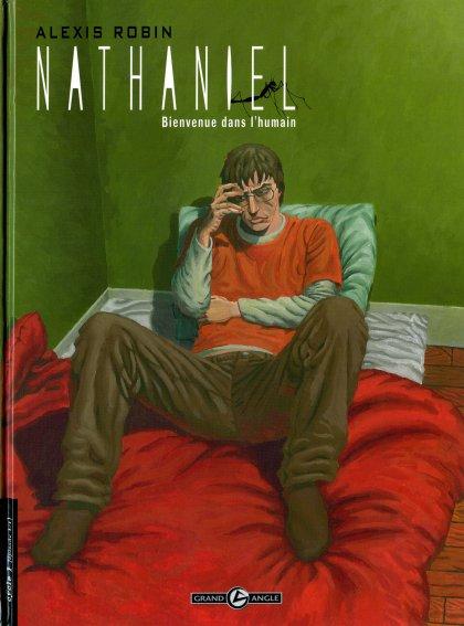 Couverture de Nathaniel -1- Bienvenue dans l'humain