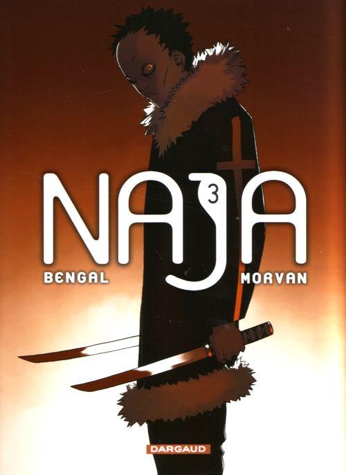 Couverture de Naja (Morvan/Bengal) -3- Tome 3