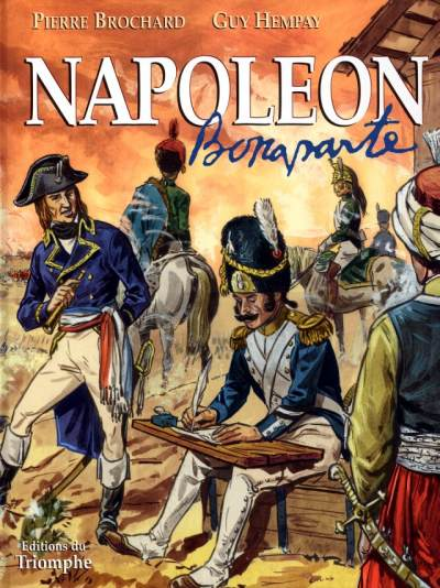 bande dessinee napoleon