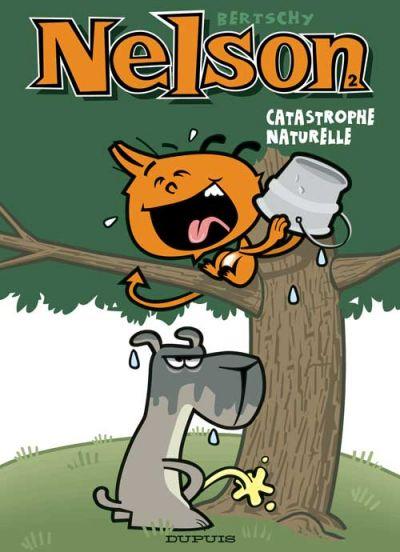 Couverture de Nelson -2- Catastrophe naturelle