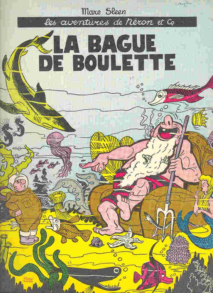 Les Aventures de Néron et Cie (Éditions Samedi) - Tomes : 1 et 5