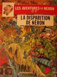 Couverture de Néron et Cie (Les Aventures de) (Érasme) -66- La Disparition de Néron