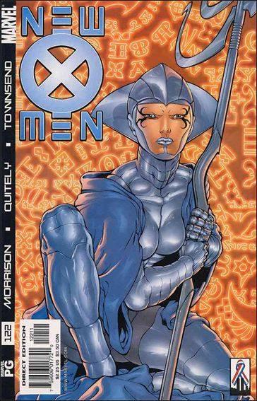 Couverture de New X-Men (2001) -122- Imperial