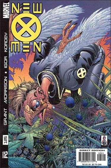 Couverture de New X-Men (2001) -125- Losers