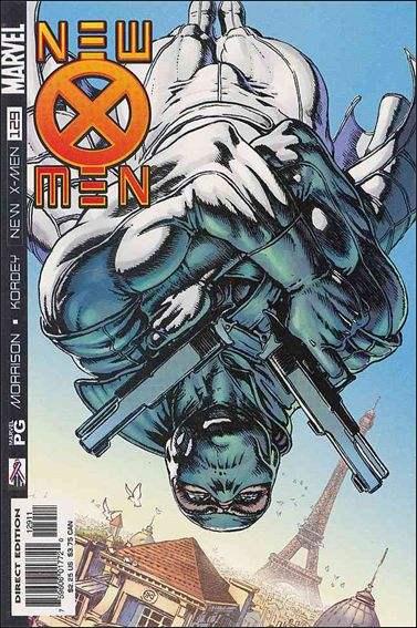 Couverture de New X-Men (2001) -129- Fantomex