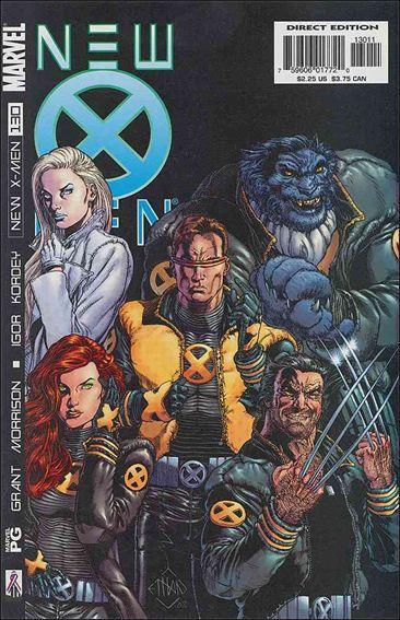 Couverture de New X-Men (2001) -130- Weapon twelve