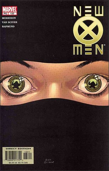 Couverture de New X-Men (2001) -133- Dust