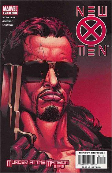 Couverture de New X-Men (2001) -141- Murder at the mansion part 3 : whodunit ?