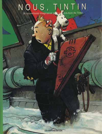 Couverture de Tintin - Divers - Nous, Tintin