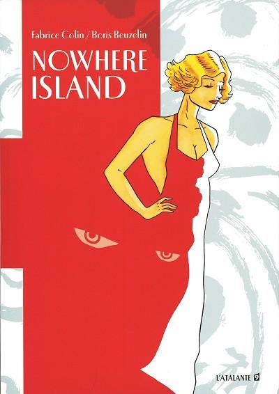 Couverture de Nowhere island