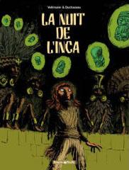 Couverture de La nuit de l'inca - Tome INT