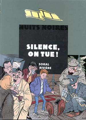 Couverture de (AUT) Sokal - Silence, on tue !