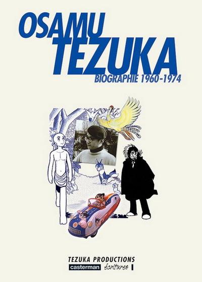 Couverture de Osamu Tezuka - Biographie -3- 1960 - 1974