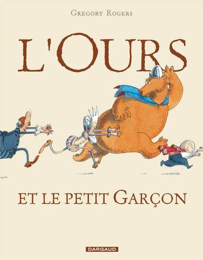 Couverture de L'ours et le petit Garçon -1- L'Ours et le petit Garçon