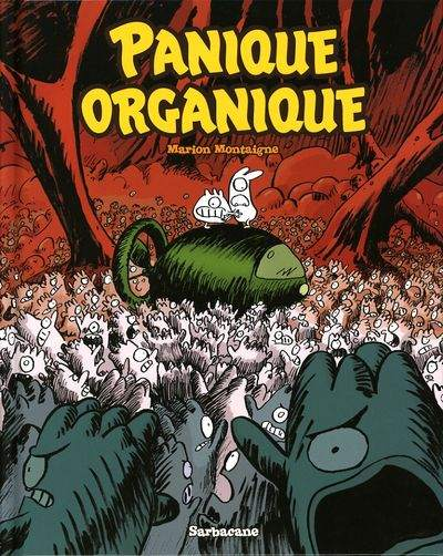 Couverture de Panique organique