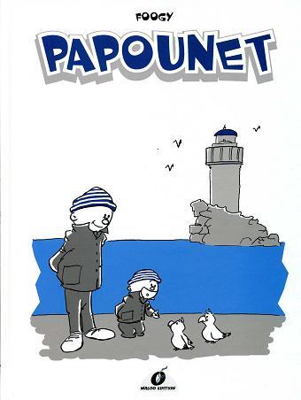 Couverture de Papounet - Tome 2