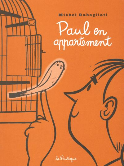 Couverture de Paul -3- Paul en appartement