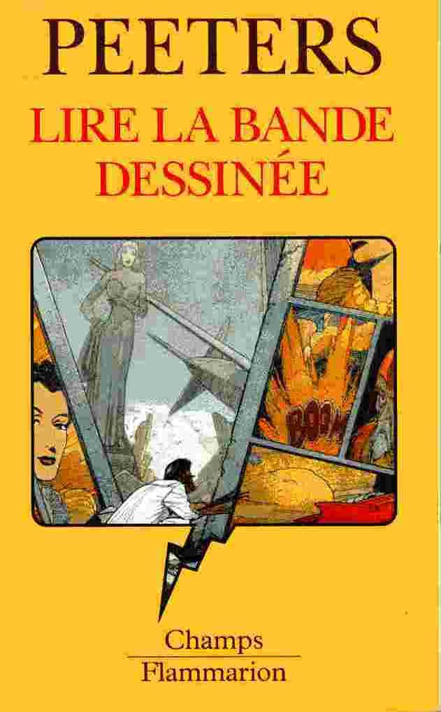 Couverture de (AUT) Peeters, Benoît - Lire la bande dessinée