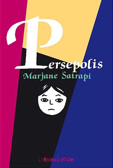 Couverture de Persepolis - Tome Int