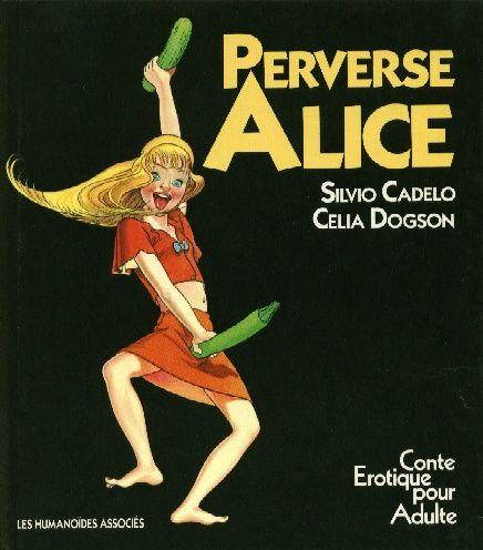 Couverture de Perverse Alice