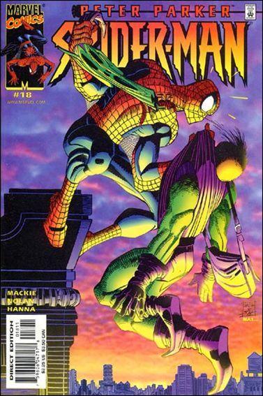 Couverture de Peter Parker: Spider-Man (1999) -18- The curse of spider-man