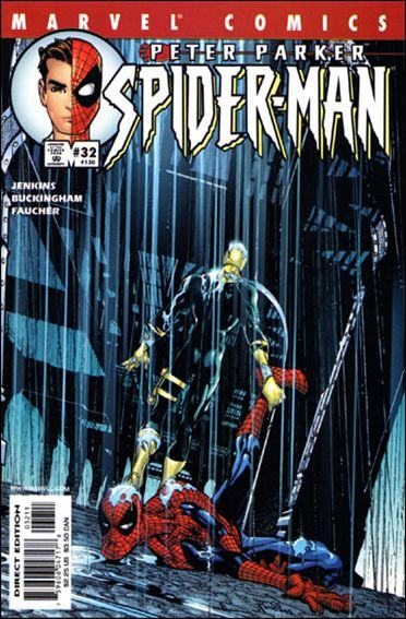 Couverture de Peter Parker: Spider-Man (1999) -32- Never forever
