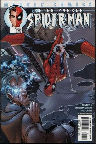 Couverture de Peter Parker: Spider-Man (1999) -34- If thine eyes offend thee