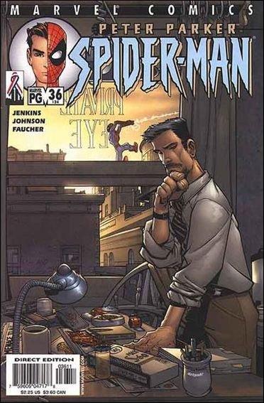 Couverture de Peter Parker: Spider-Man (1999) -36- The big score