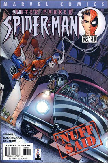 Couverture de Peter Parker: Spider-Man (1999) -38- Make mime marvel