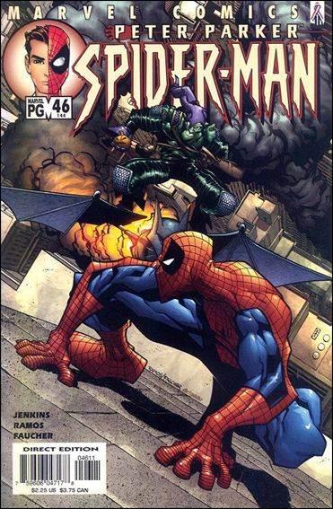 Couverture de Peter Parker: Spider-Man (1999) -46- A death in the family part 3