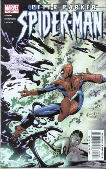 Couverture de Peter Parker: Spider-Man (1999) -49- The big answer