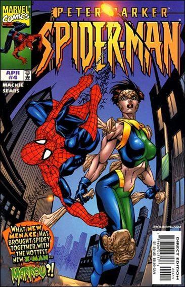 Couverture de Peter Parker: Spider-Man (1999) -4- Beneath it all