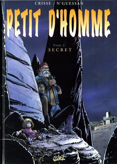 Couverture de Petit d'homme -2- Secret