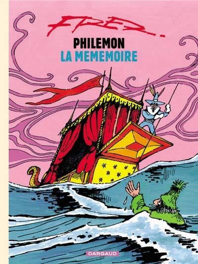 Couverture de Philémon (Nouvelle édition) -11c- La Mémémoire
