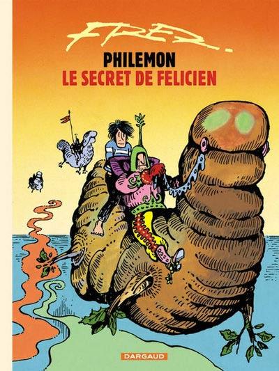 Couverture de Philémon (Nouvelle édition) -13c- Le Secret de Félicien