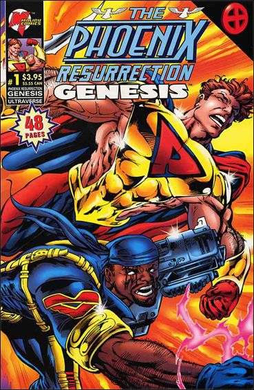 Couverture de Phoenix Resurrection (The) -1- Genesis