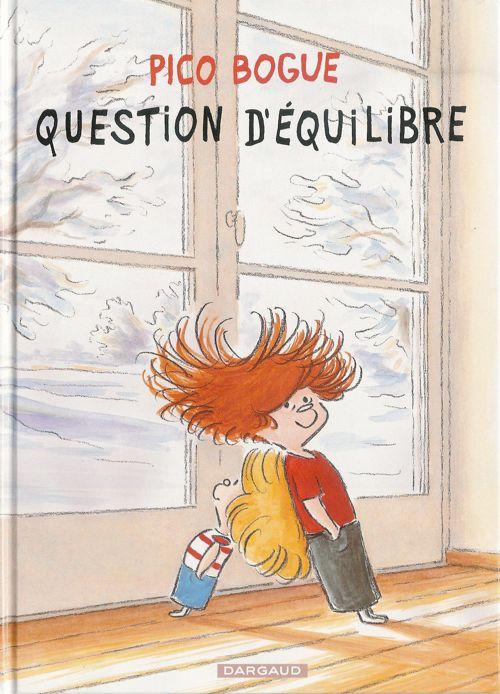 Couverture de Pico Bogue -3- Question d'équilibre