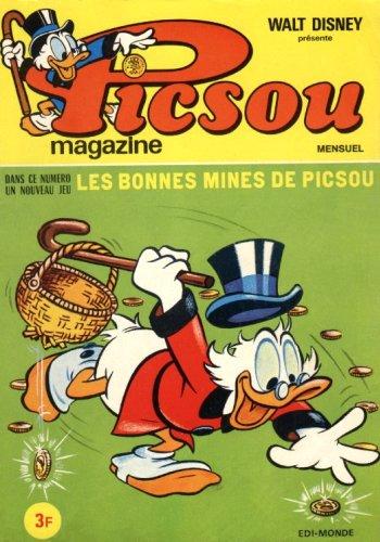 Couverture de Picsou Magazine -10- Picsou Magazine N°10