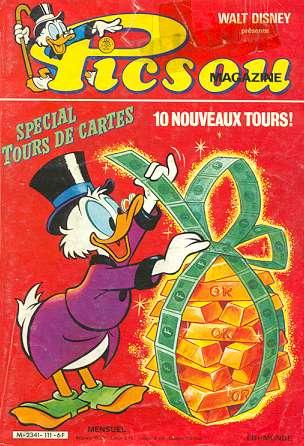 Couverture de Picsou Magazine -111- Picsou Magazine N°111