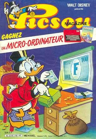 Couverture de Picsou Magazine -145- Picsou Magazine N°145