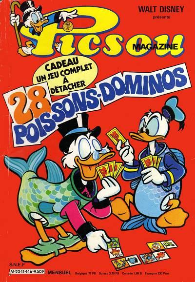 Couverture de Picsou Magazine -146- Picsou Magazine N°146