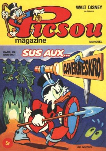 Couverture de Picsou Magazine -14- Picsou Magazine N°14