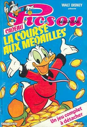 Couverture de Picsou Magazine -150- Picsou Magazine N°150